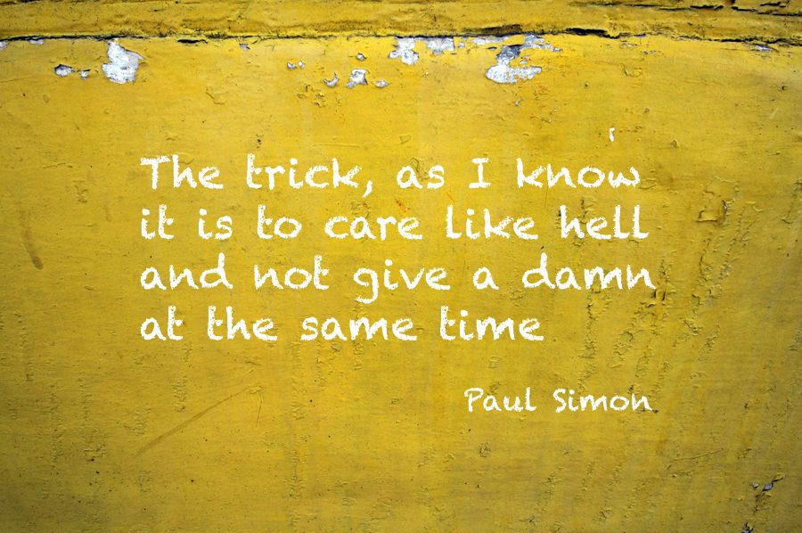 The trick as I know it Words, Quotes by famous
