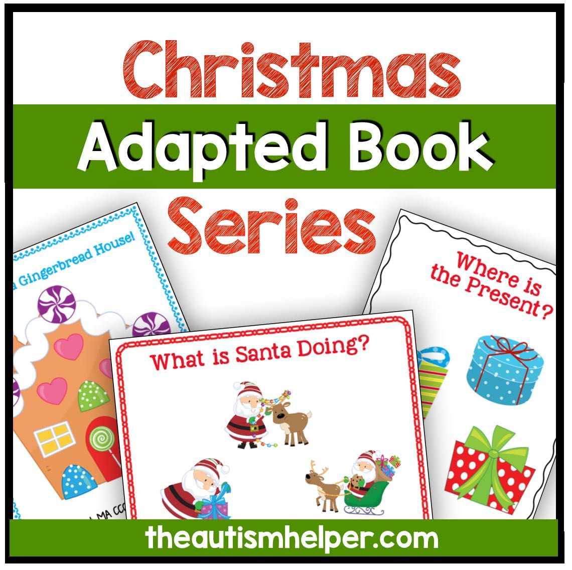 Christmas Adapted Book Series | Pinterest | Prepositions