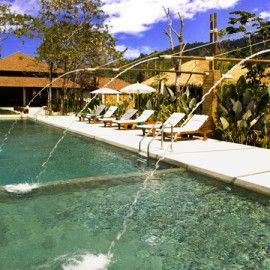 Weight Loss Retreat In Trat Thailand The Inviting Pool Thailand