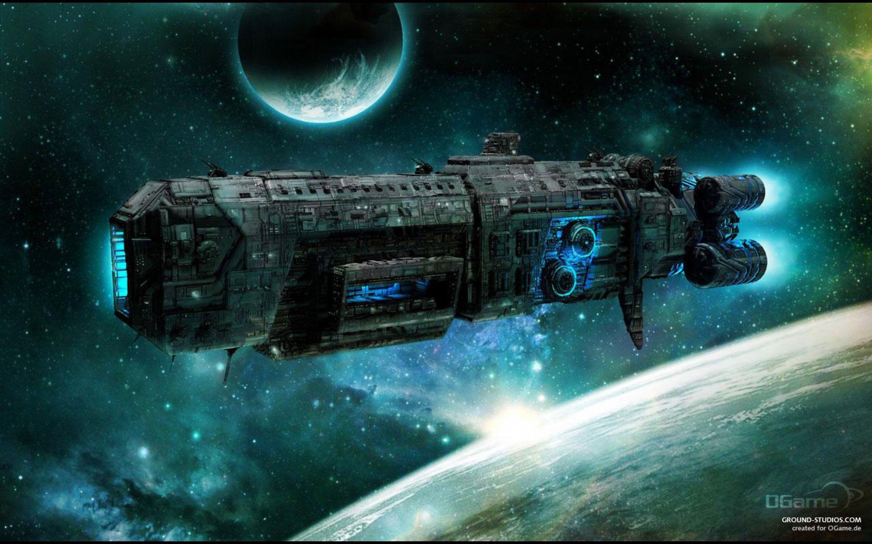 Ogame Spaceship Wallpapers Design | My board | Spacecraft ...