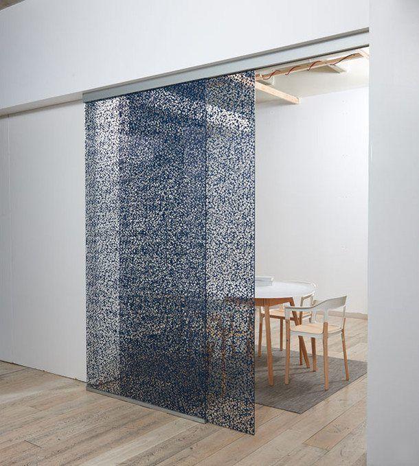 Puertas de vidrio 3form mobiliario pinterest - Puertas de vidrio ...