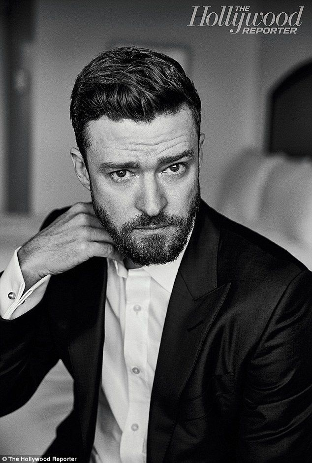 Justin Timberlake Reveals He Struggled With Fatherhood Justin Timberlake Beard Styles Heart Face Shape