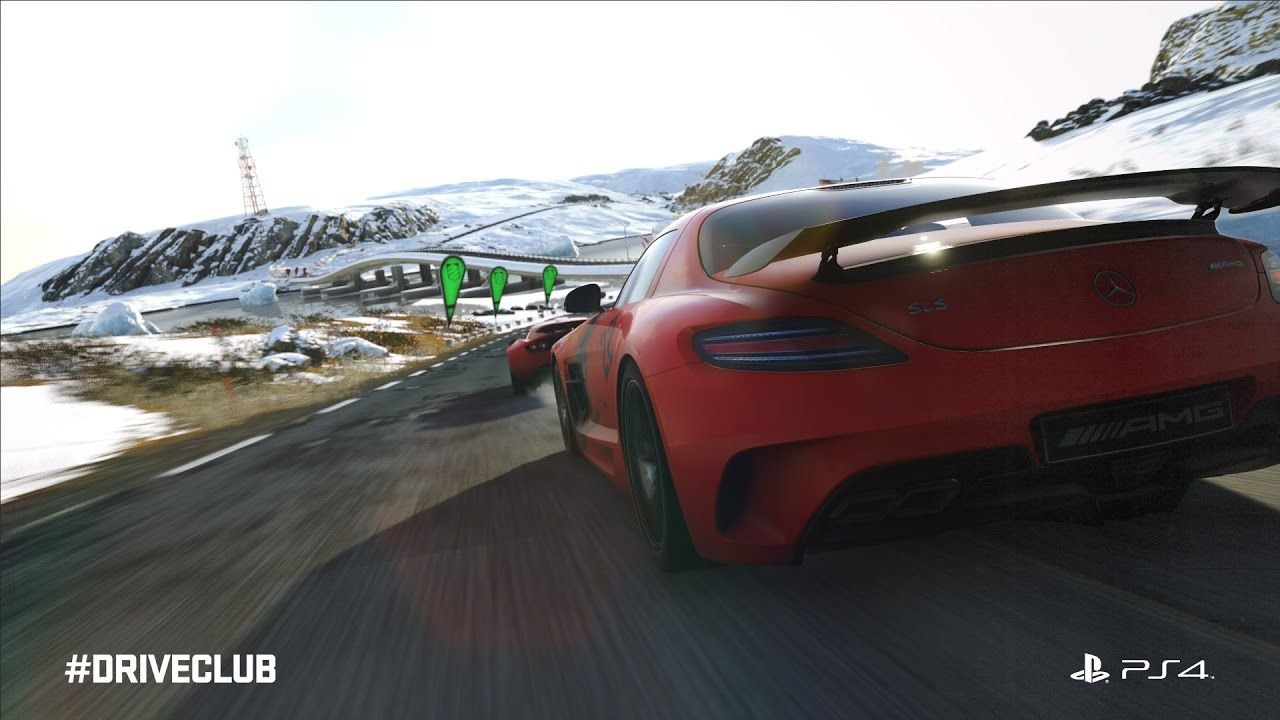 DRIVECLUB Urban Tracks 3 Ashii India Gameplay In PS4