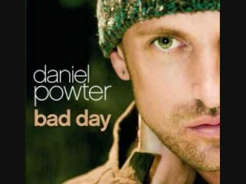 Daniel Powter Bad Day Youtube Daniel Powter Bad Day