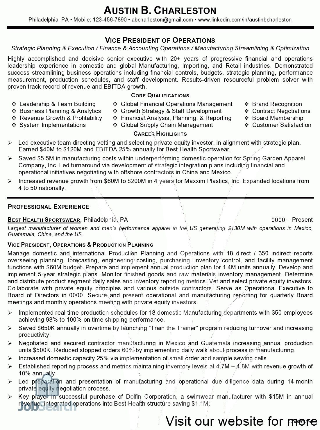resume template doc Professional in 2020 (With images
