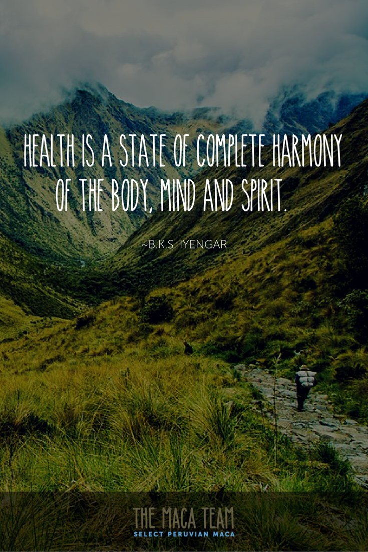 Be well  Live in harmony  #health #wellness #quote | Healthy