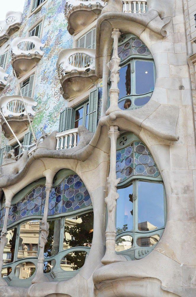 Kaleidoskop: Barcelona - den druhý