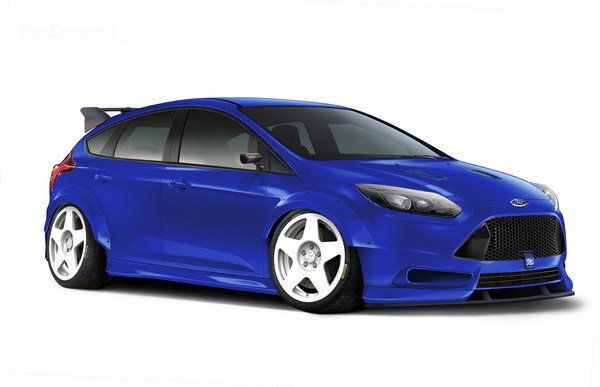 2013 Ford Focus St Trackster By Fifteen52 With Images Ford Focus St Ford Focus Ford Motorsport
