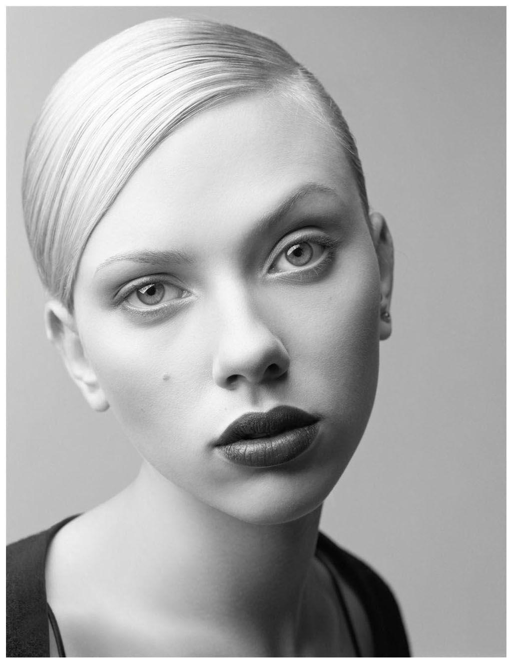 Scarlett Johansson Photo Craig Mcdean Scarlett Johansson Portrait Craig Mcdean
