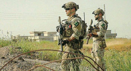 Canadian Special Operations Regiment in Iraq | Military