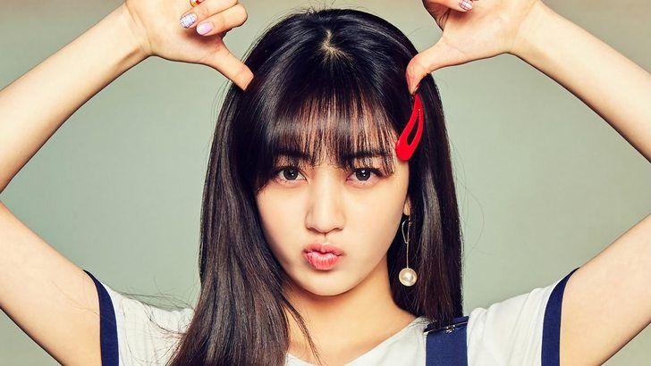 Jihyo Twice Signal Beautiful K Pop Girl Wallpaper Celeb Kpop