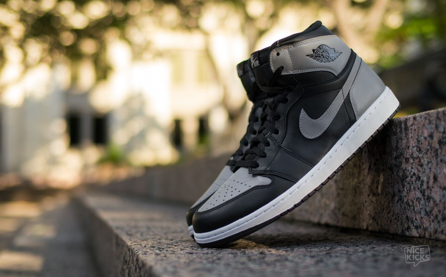 "Air Jordan 1 ""Shadow Grey"" Detailed Images  db37958976"