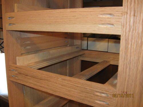 Drawer slides - by enurdat1 @ LumberJocks.com ~ woodworking community