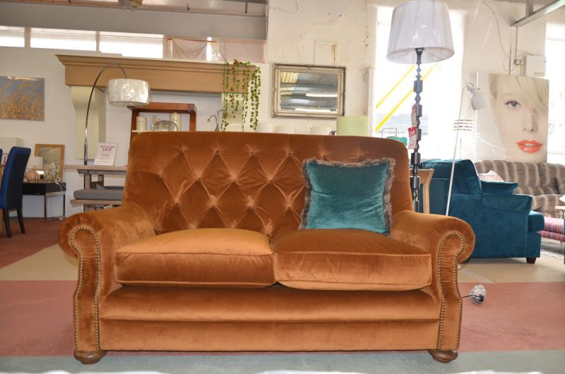 Fable Ex Display Pair Of 2 Seater Sofas At Worthington Brougham Furniture In Clitheroe 2 Seater Sofa Seater Sofa British Sofa