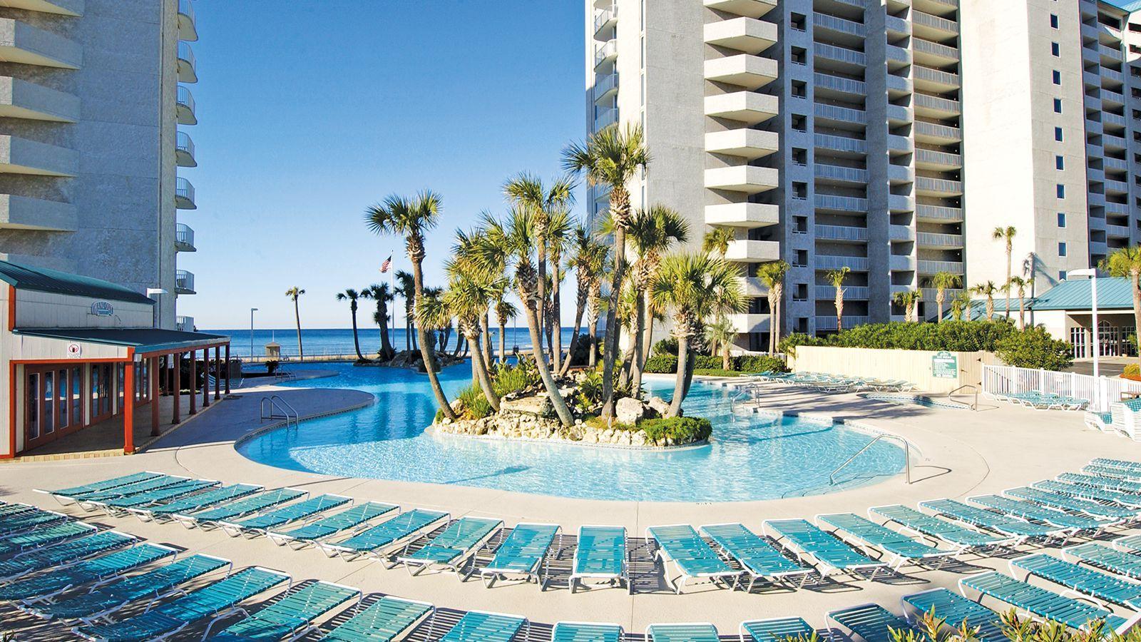 Resort Collection Panama City Beach Florida Gulf Coast