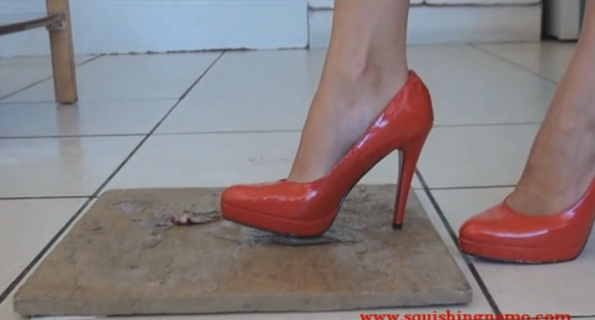 Girls nude crush fetish high heels japanese