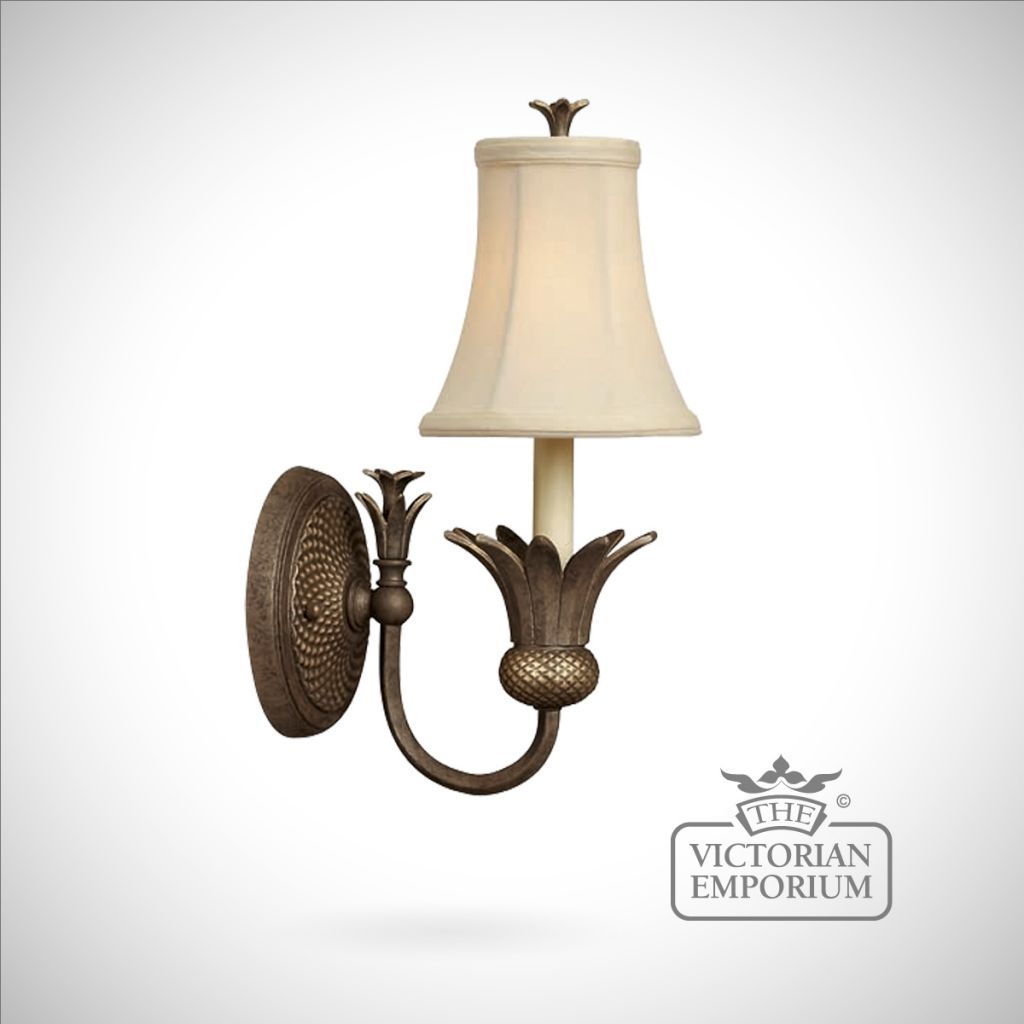 Plantation Style Wall Sconce Interior Lights Home