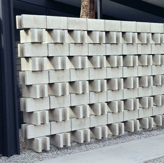 Concrete Partition Divider Wall Cinder Block Concrete Block Walls Concrete Blocks Block Wall