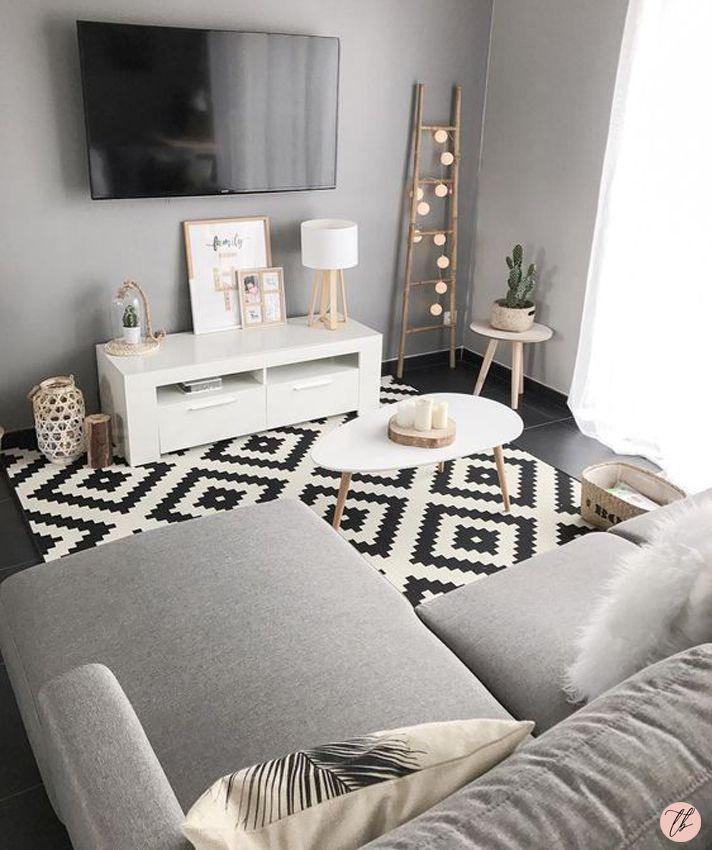 Photo of Scandinavian decor – Inspiration Room by Room,  #decor #Huiskamer #Inspiration
