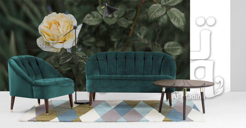 3d Wallpaper White Flower ورق جدران ثري دي وردة بيضاء Home Decor Decor Furniture