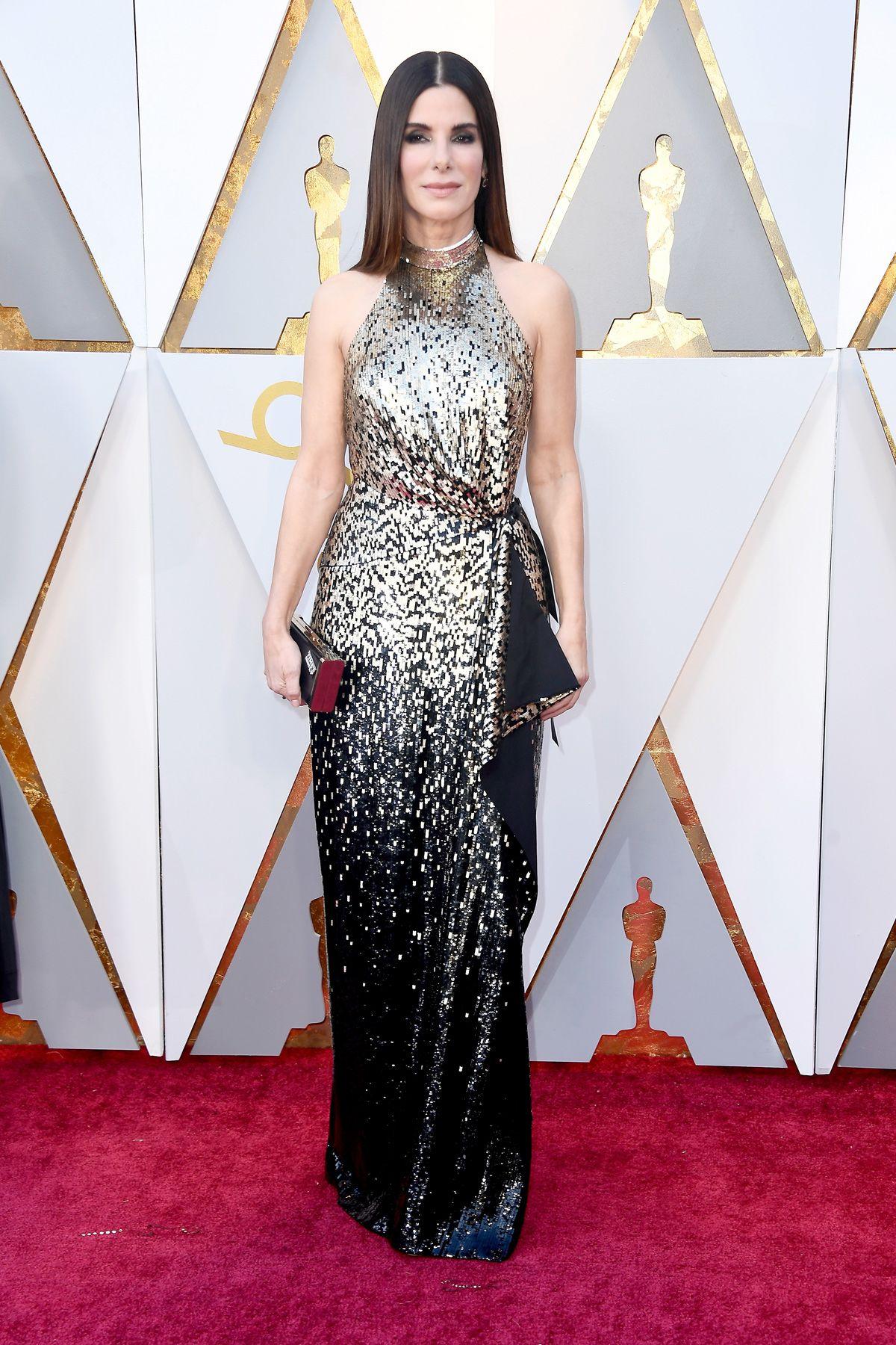 6acafdf75d7 La alfombra roja de los premios Oscar 2018