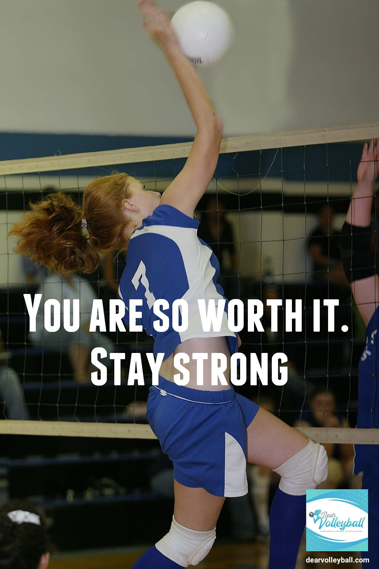 54 Short Inspirational Quotes For A Players Long Term Inspiration Short Inspirational Quotes Volleyball Quotes Workout Videos