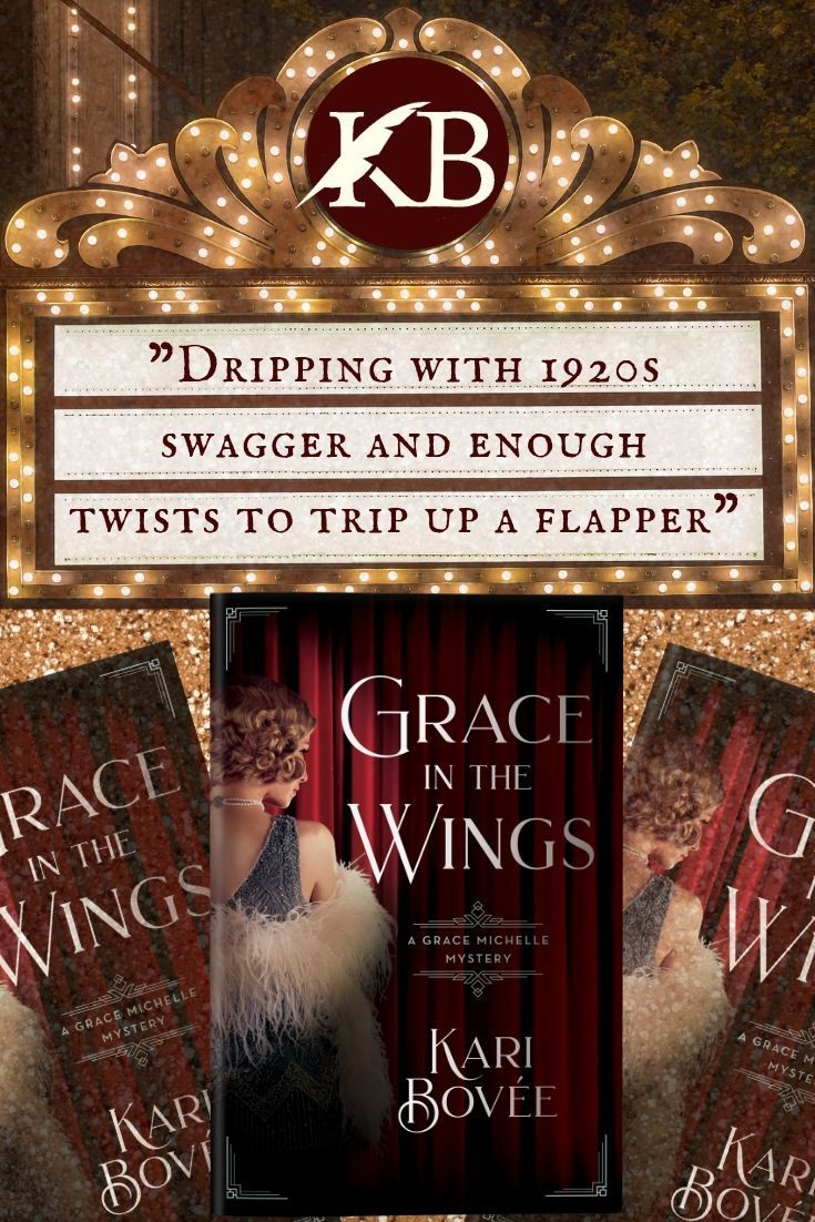 Grace in the Wings Grace Michelle has everything she wants a home a family and a future career as a costume designer for the Ziegfeld Follies Pretty good for a girl who w...