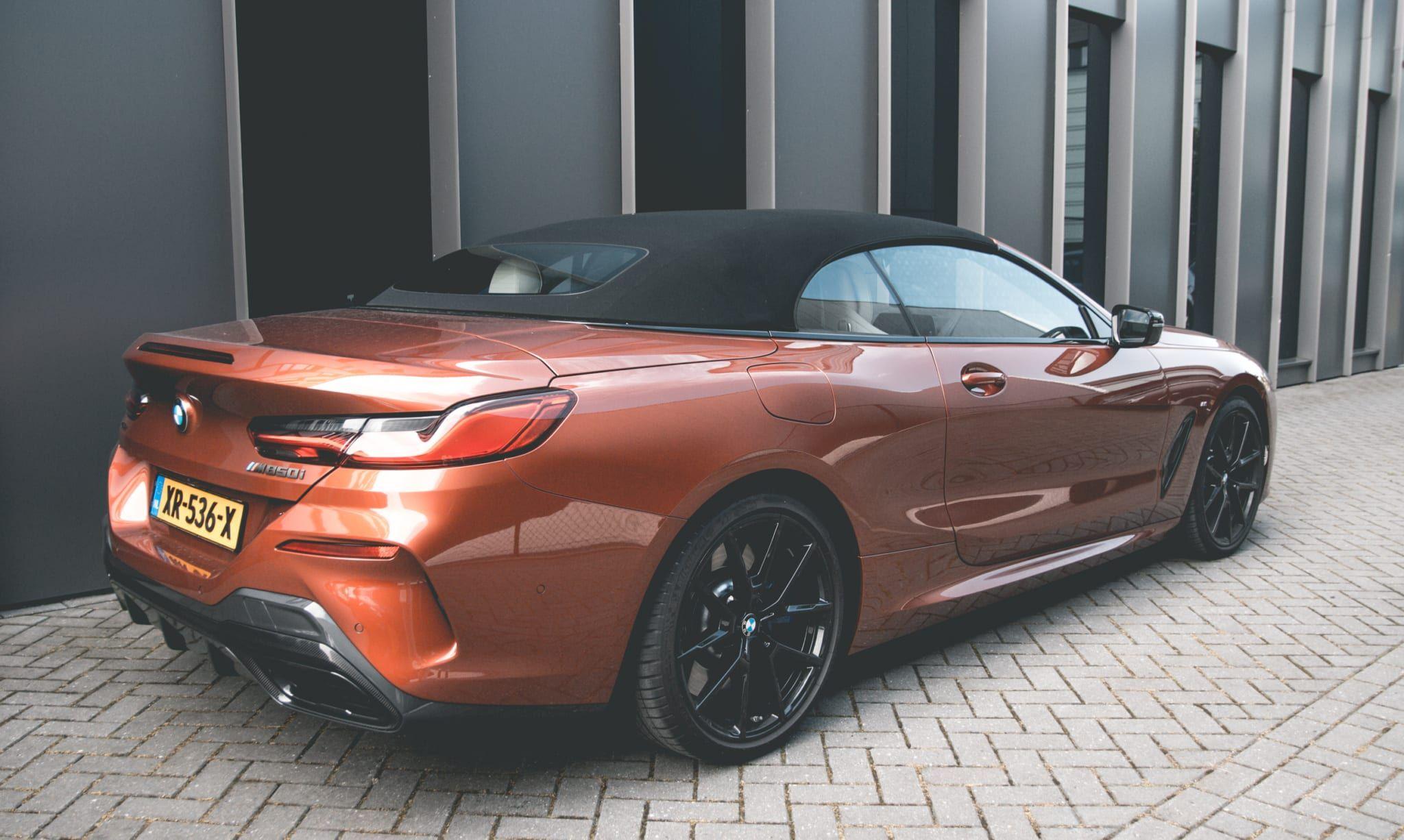 Bmw M850i Xdrive Cabrio Manify Nl In 2020 Bmw Zwarte Velgen Auto