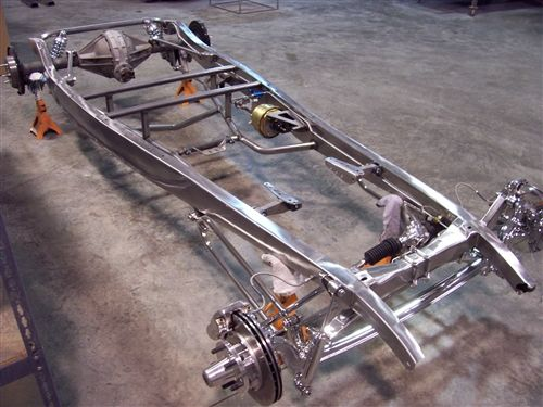 1932 Ford Frame Boxing Plates 32 chassis