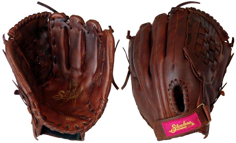 how to measure glove size softball