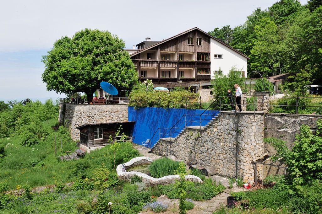 Seminarhotel Wasserfallen