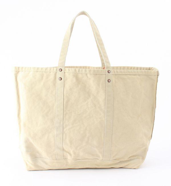 【STANLEY & SONS】キャンバストート(COAL BAG)