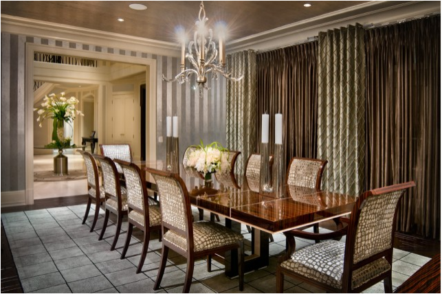 25 Awesome Traditional Dining Design Ideas | Dining room design ...
