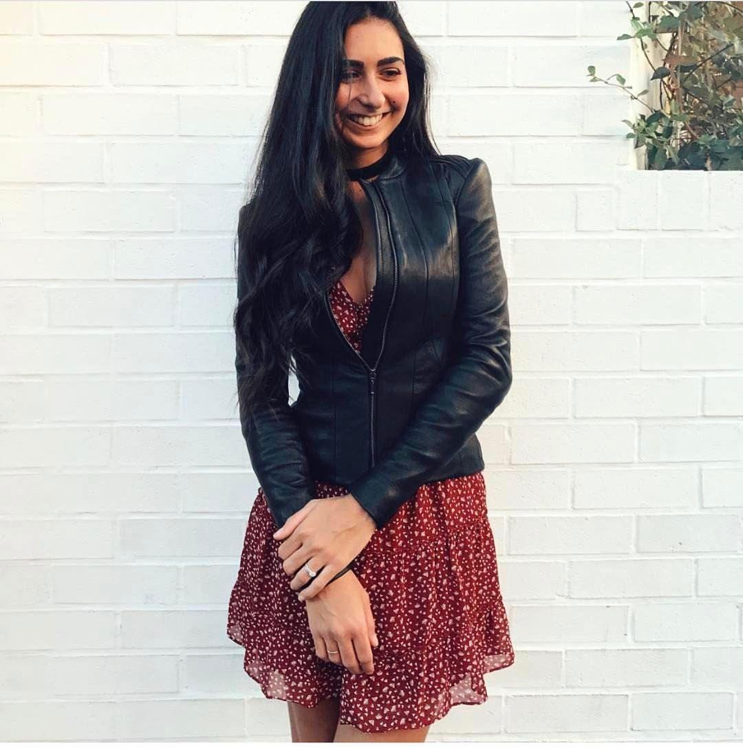 Leather jacket instagram - 1 910 Likes 20 Comments Kooka Kookai_australia On Instagram Leather