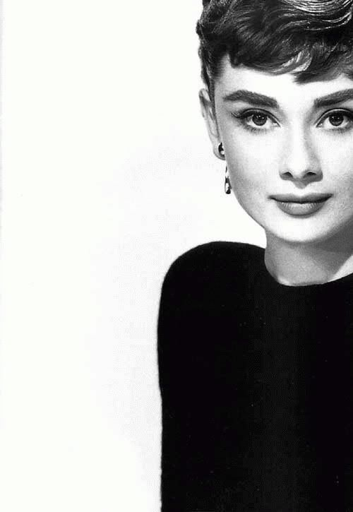 Audrey Hepburn making a huge comeback for the foreseeable future, she is our…