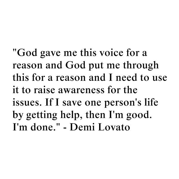 Demi Lovato Quote ❤ liked on Polyvore featuring quotes, words, demi lovato, text, backgrounds, saying and phrase
