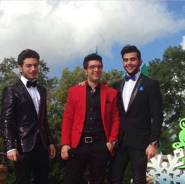 Italian Bands: Il Volo Italian Boy Band