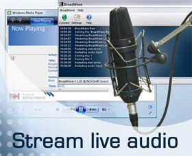Download Live Audio Streaming Software