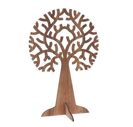 The Karina Jewellery Tree / Blackwood Timber by The Alphabet Crew