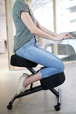 Best Sleekform Ergonomic Kneeling Chair Adjustable Stool For 400 x 300