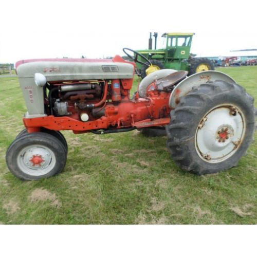 Ford 900 Tractor Parts : Used ford tractor for sale eq call