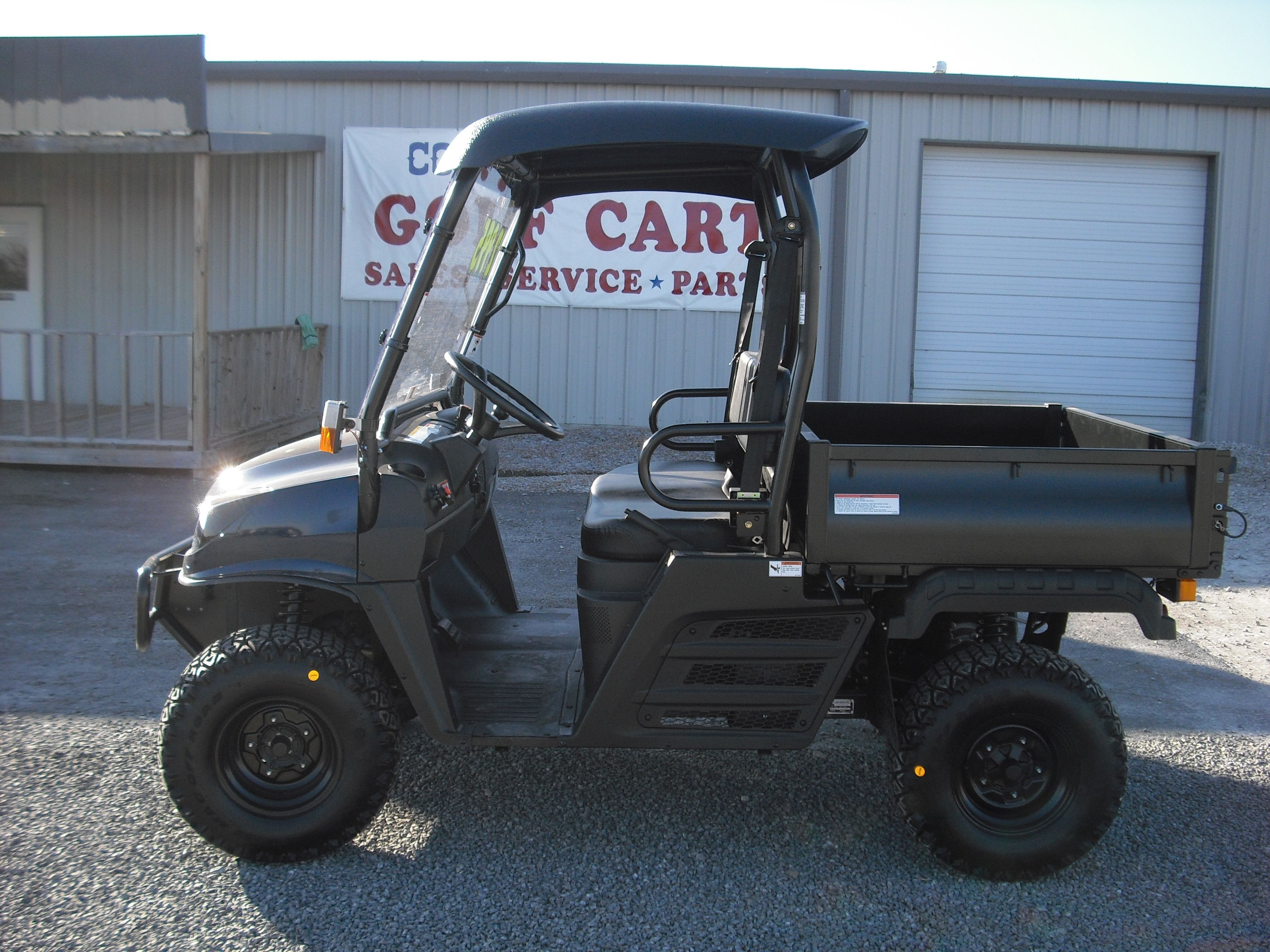 Golf Cart For Sale 2015 Blue Ez Go Diesel Golf Cart