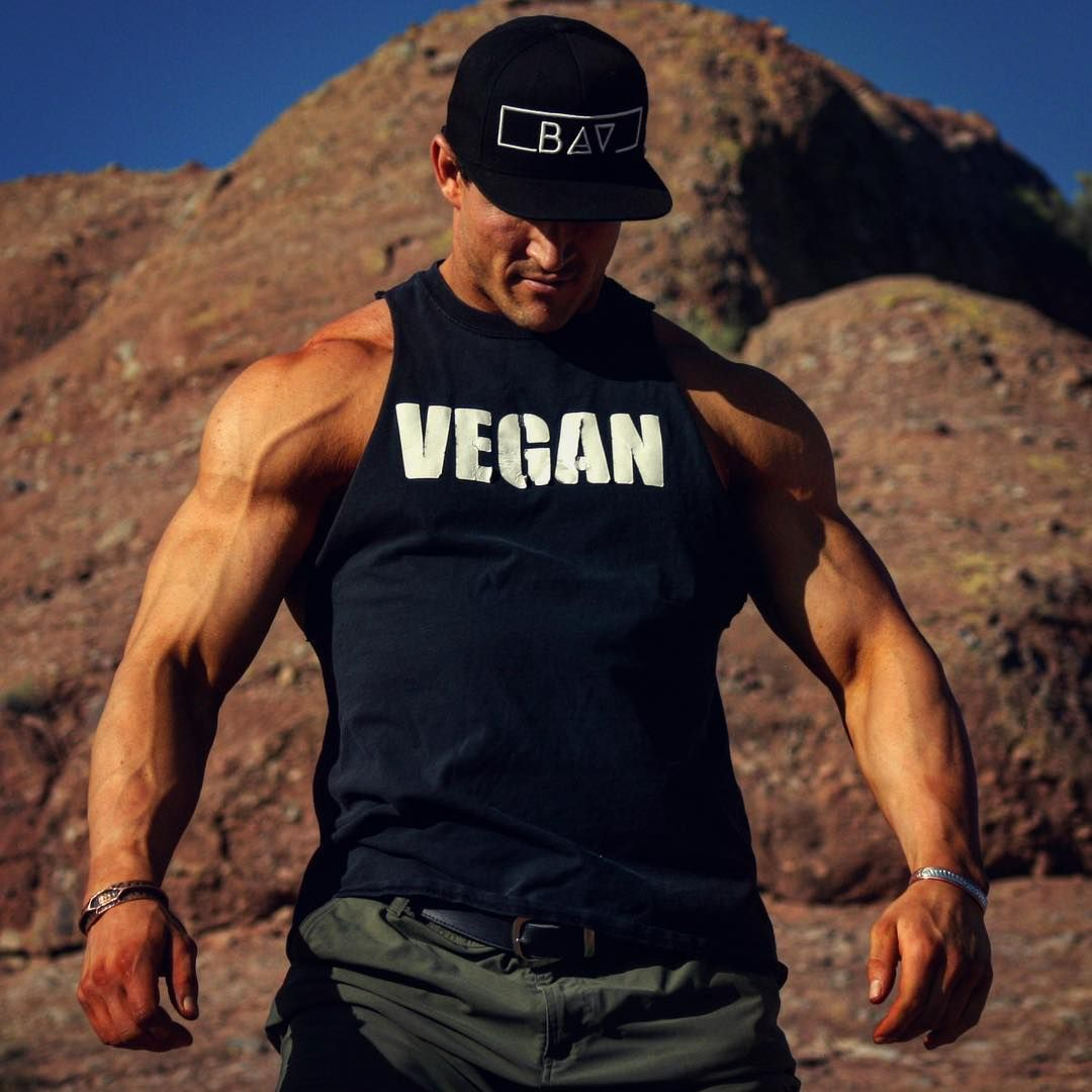 01157592 14 Vegan Bodybuilders Who Are the Definition of 'Plant Power' | PETA ...