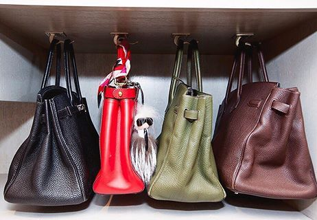 Image result for HANG handbag ON A HOOK