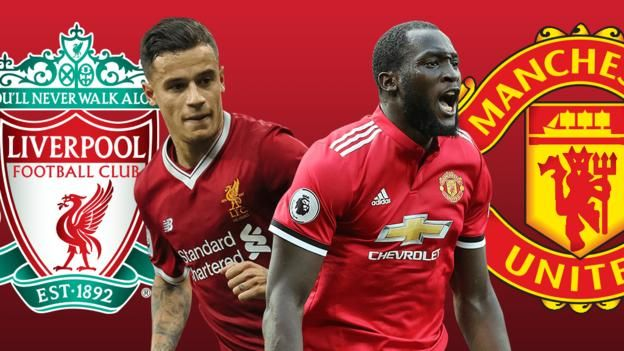 Liverpool V Manchester United Pick Your Combined Xi