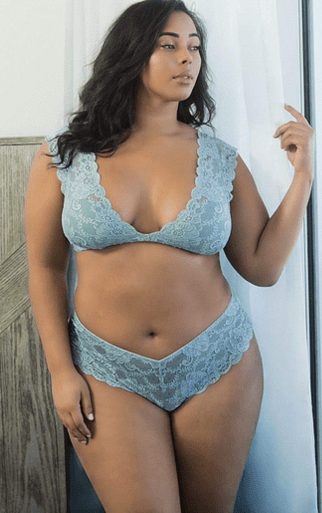 420088a99a8 This plus size Floral Lace Tanga is what lace dreams are made of. Made in a  delicate floral lace pattern with scalloped trim.