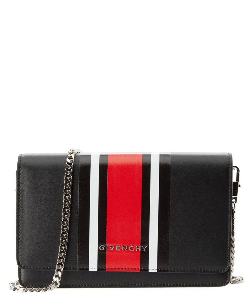 cecb701fc6de Givenchy Pandora Leather Wallet On Chain | Rags, bags and shoes ...