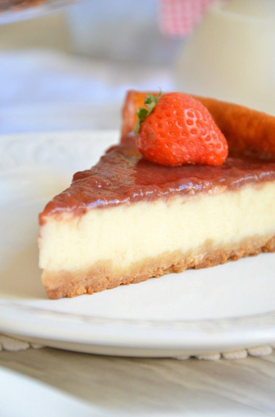 Esta Tarta De Queso Fresco Es Una De Mis Favoritas Ademas Es La