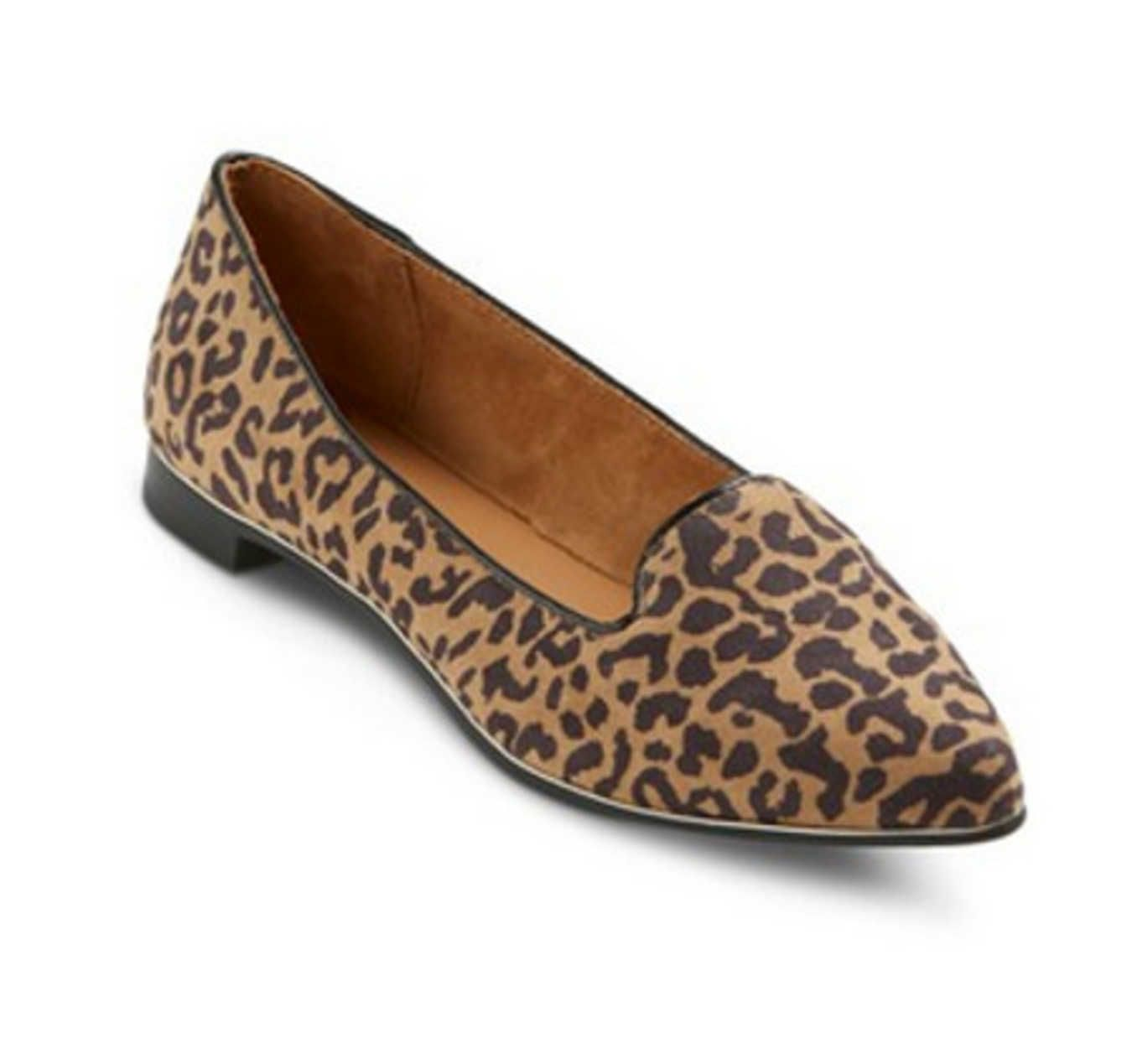 cac210140007 Fabulous Find of the Week: Target Leopard Loafers. These cute and trendy  loafers will add a fun pop of print to any outfit!