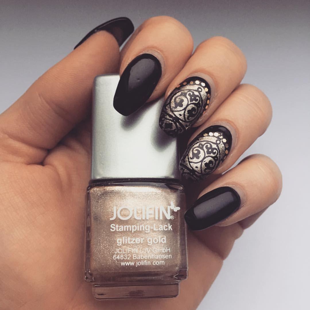 Vielen Dank @lyninails für die tolle Vorlage ☺ #nails #nailstagram ...